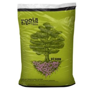 Roots Organics Big Worm 1 Cu Ft (60/Plt)