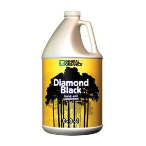 GH General Organics Diamond Black 2.5 Gallon (2/Cs)