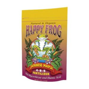 FoxFarm Happy Frog Japanese Maple Fertilizer 4 lb (12/Cs)