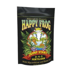 FoxFarm Happy Frog Jump Start Fertilizer 4 lb (12/Cs)