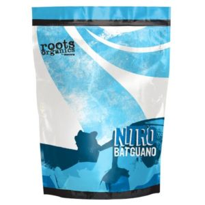 Roots Organics Nitro Bat Guano 3 lb (3/Cs)