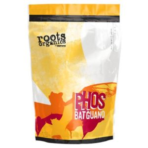 Roots Organics Phos Bat Guano 3 lb (3/Cs)