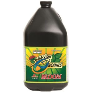 Pura Vida Bloom 4 Liter (4/Cs)