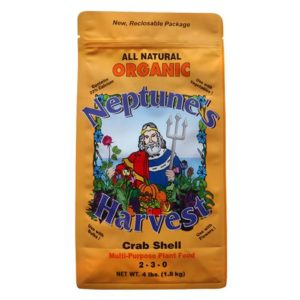 Neptune's Harvest Crab Shell 50 lb Bag