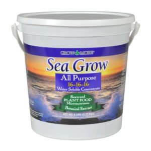 Grow More Seagrow All Purpose 5 lb (6/Cs)