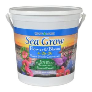 Grow More Seagrow Flower & Bloom 5 lb (6/Cs)