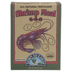 Down To Earth Shrimp Meal - 2 lb (6/Cs)