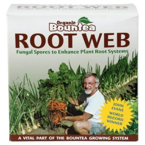 Organic Bountea Root Web 1/4 lb (12/Cs)