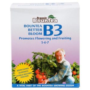 Organic Bountea Bountea Better Bloom B3 5 lb (12/Cs)