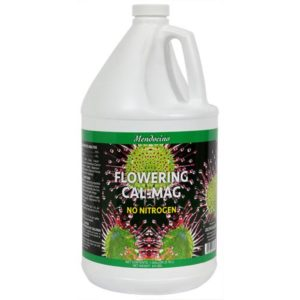 Grow More Mendocino Flowering Cal Mag Gallon (4/Cs)