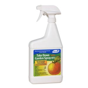 Take Down Garden Spray RTU Quart (12/Cs)