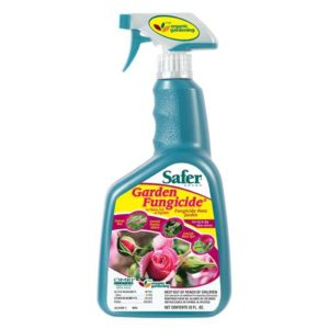 Safer Garden Fungicide Conc. 16 oz (6/Cs)