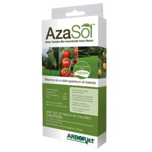 Arborjet Aza Sol Container 0.75 oz - 8/Pack (4/Cs)