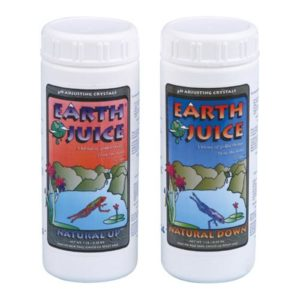 Earth Juice Natural Up 10 lb (4/Cs)