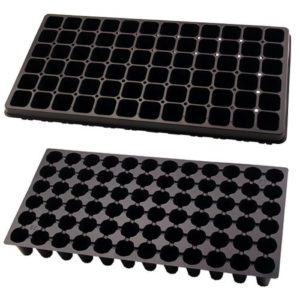 Super Sprouter 72 Cell Plug Tray - Square Holes (100/Cs)