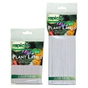 Luster Leaf Plant Labels 4 in (12/Cs)