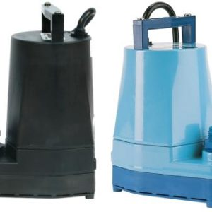 Little Giant 5-MSPR Submersible Pump Black 1200 GPH (4/Cs)