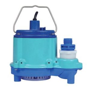 Little Giant 6-CIM-R Submersible Pump 2760 GPH (4/Cs)