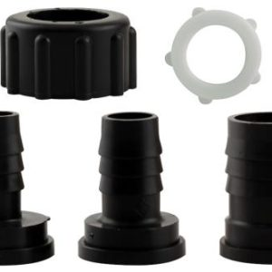Hydro Flow Garden Hose Nut 3/4 in (10/Bag)