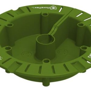 FloraFlex Round Flood & DripShield - Quick Drip