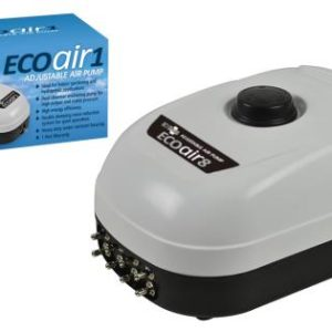 EcoPlus Eco Air 4 Four Outlet - 6.5 Watt 253 GPH (16/Cs)