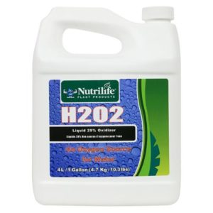 Nutrilife H2O2 29% 5 Gallon (1/Cs)