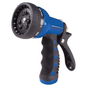 Dramm Revolver 9 Pattern Spray Gun - Blue