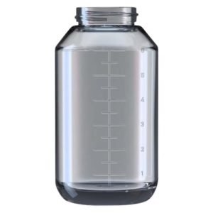 PreGro Glass Jar - 6 oz (12/Cs)