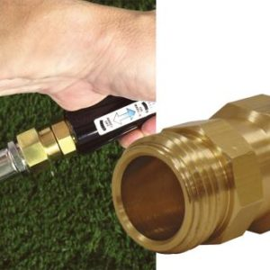 Dramm Brass Hose Swivel (6/Cs)