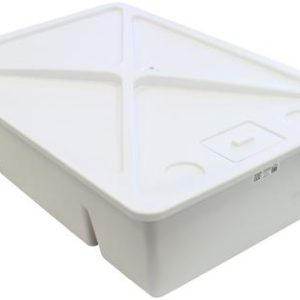 Botanicare 10 Gallon Reservoir - White