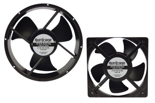 Hurricane Axial Fan 10 in 806 CFM