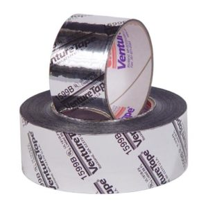 Silver Flex Duct Tape 5 yd (54/Cs)