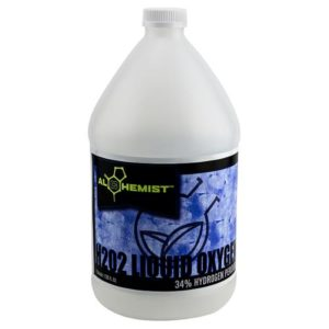 H2O2 Liquid Oxygen 34% 5 Gallon (OR Label)