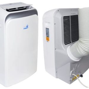 Ideal-Air Dual Hose Air Conditioner 12,000 BTU