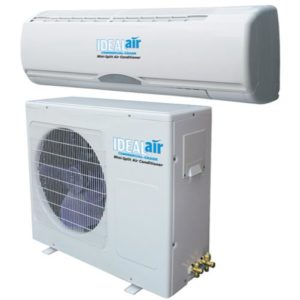 Ideal-Air Mini Split Heat Pump 36,000 BTU 15 SEER - DIY