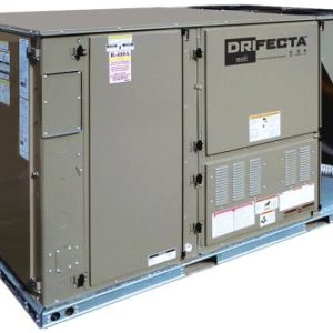 Ideal-Air DriFecta 10 Ton Packaged Commercial Gas/Electric Air Conditioner, 240 MBH, 208/230V 3Ph 60Hz