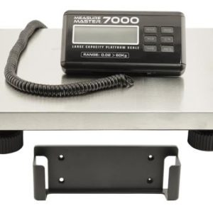 Measure Master 7000 Large Capacity Platform Scale 132 lb (60kg) - 32000g Capacity x 20g Accuracy