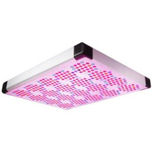 "38"" x 31"" x 8"" LED Fixture with 90 Degree Optics"